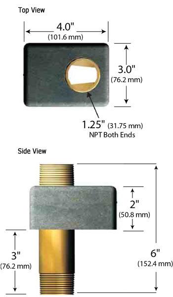 179 On Off MagnaValve Dimensions - Electronics Inc