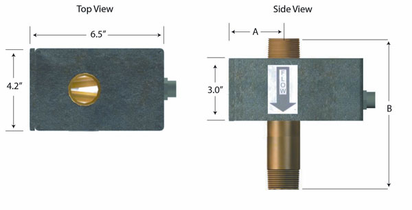 24Vdc Magnavalve dimensions - Electronics Inc.