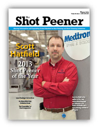 The Shot Peener magazine