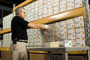 EI Almen Strip Inventory