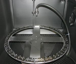 Almen Strips Performance Testing Cabinet