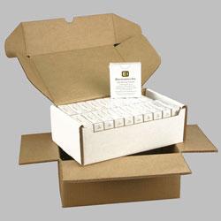 Almen Strips Boxes